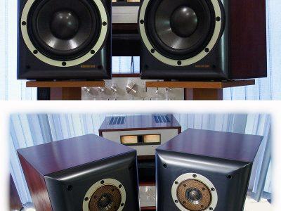 安桥 ONKYO MONITOR 500X 书架式监听音箱