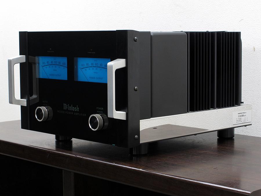 麦景图 Mcintosh MC602 功率放大器