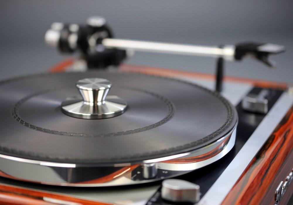 多能士 Thorens TD 145 黑胶唱机