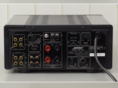 BOSE SSS-1MC CD播放机