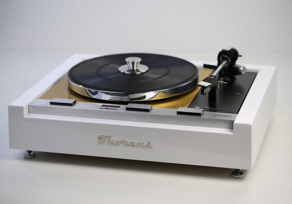 多能士 Thorens TD125 MKII 黑胶唱机