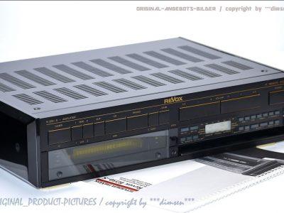 REVOX B250-S High-End 功率放大器