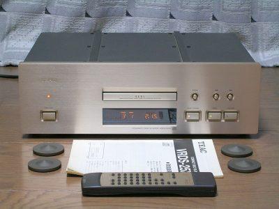 TEAC VRDS-25X CD播放机