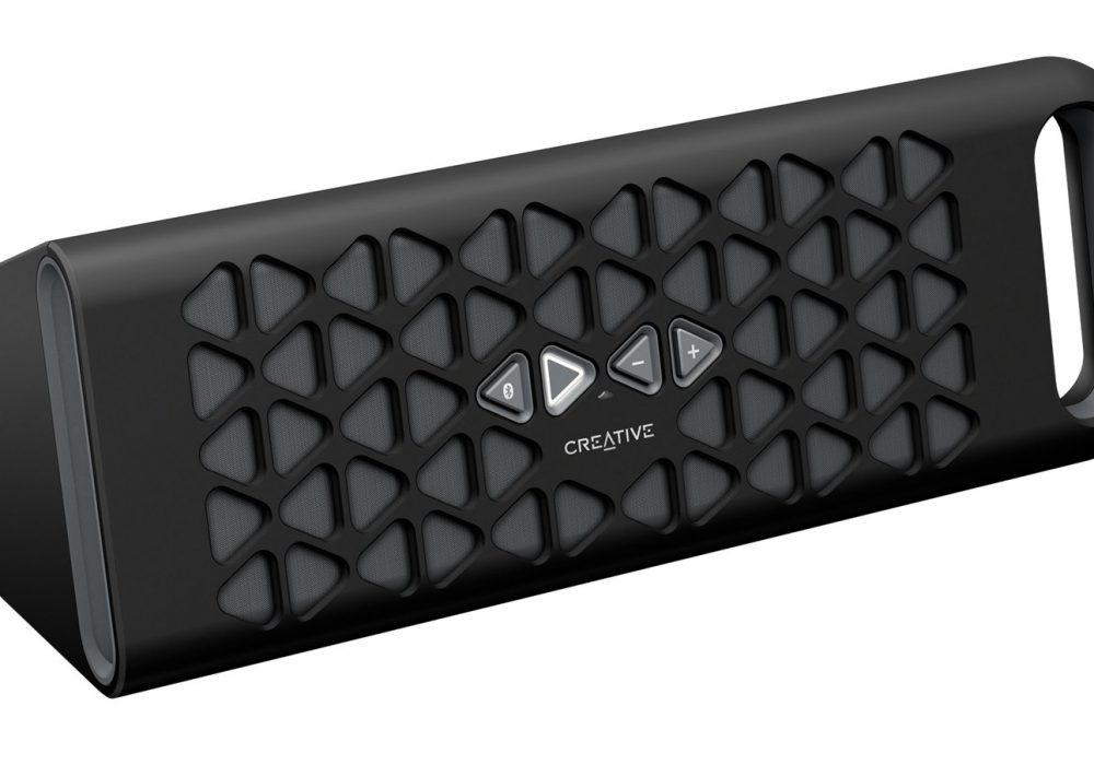 创新 Creative Creative MUVO 10 Portable Wireless Speaker with NFC
