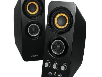 创新 Creative Creative T30 Wireless 2.0 Wireless Speakers with NFC