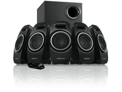 创新 Creative SBS A550 5.1 Gaming Speakers