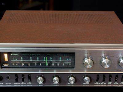 Sansui Model 500A 收扩机
