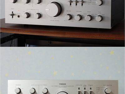 日立 TRIO KA-8300 功率放大器