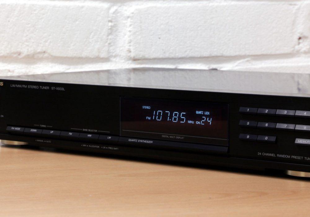 松下 Technics ST-X933L FM/MW/LW Hi-Fi 收音头