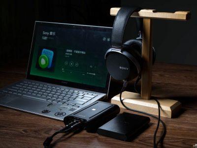 桌面DSD播放系统 SONY VAIO PRO13 + PHA-3 + Z7