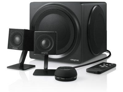 创新 Creative T4 Wireless 2.1 无线蓝牙音箱