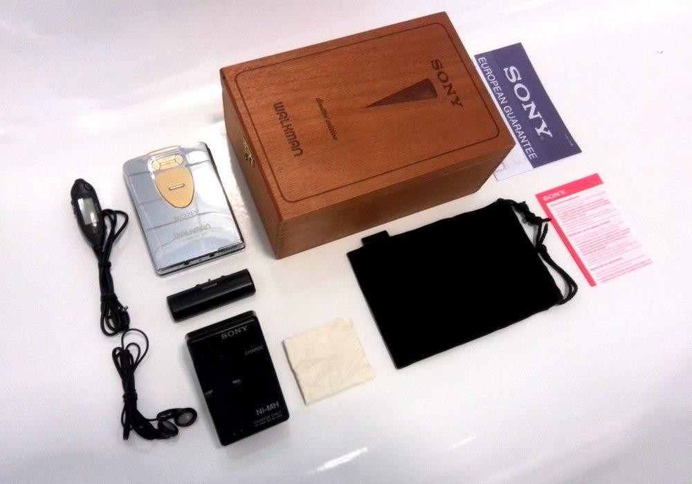索尼15th周年纪念版 SONY WM-EX1HG 磁带随身听