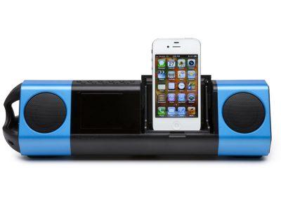 先锋 PIONEER Steez Solo 便携迷你音箱 支持(iPod/iPhone)