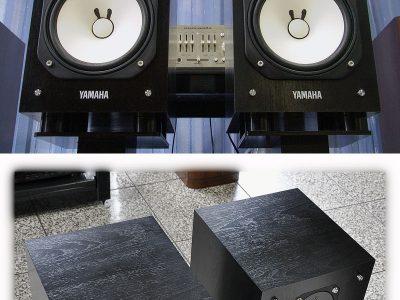 雅马哈 YAMAHA NS-10MT 小型书架音箱