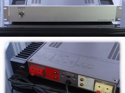 索尼 SONY TA-N86 功率放大器