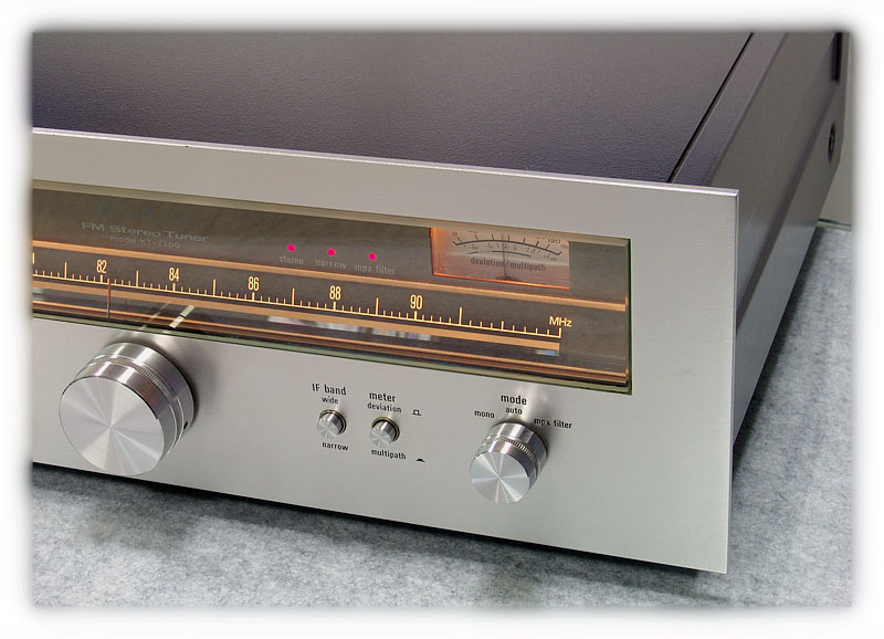 日立 TRIO KT-7700 FM 专用收音头