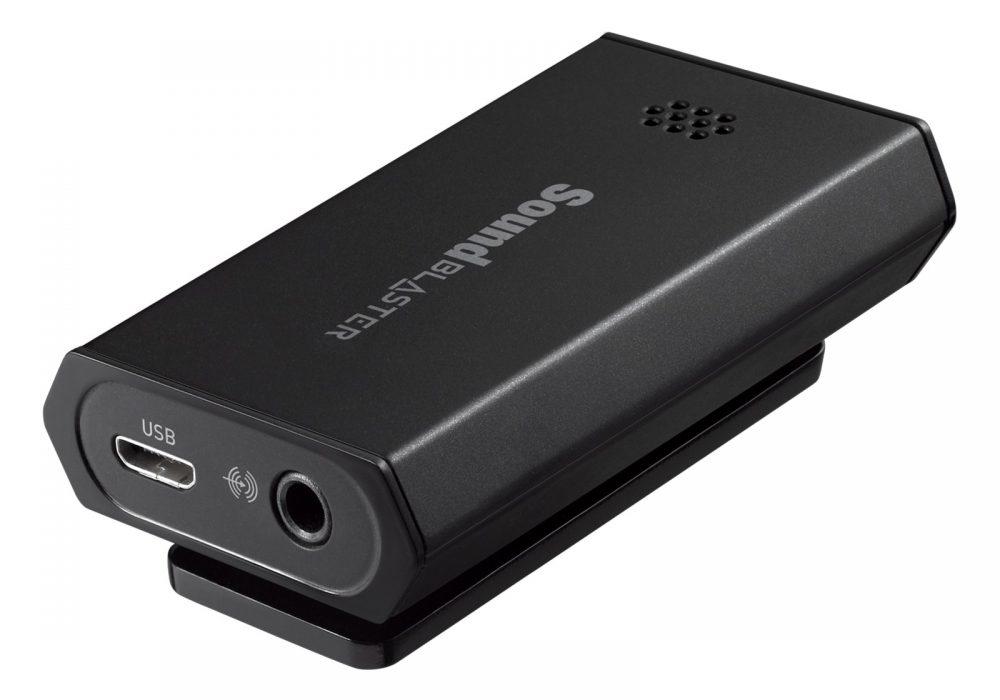 创新 Creative Sound Blaster E1 Experience HD audio on the go
