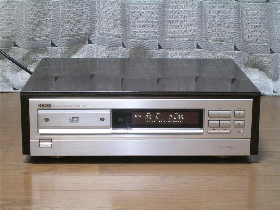 天龙 DENON DCD-3500G CD播放机
