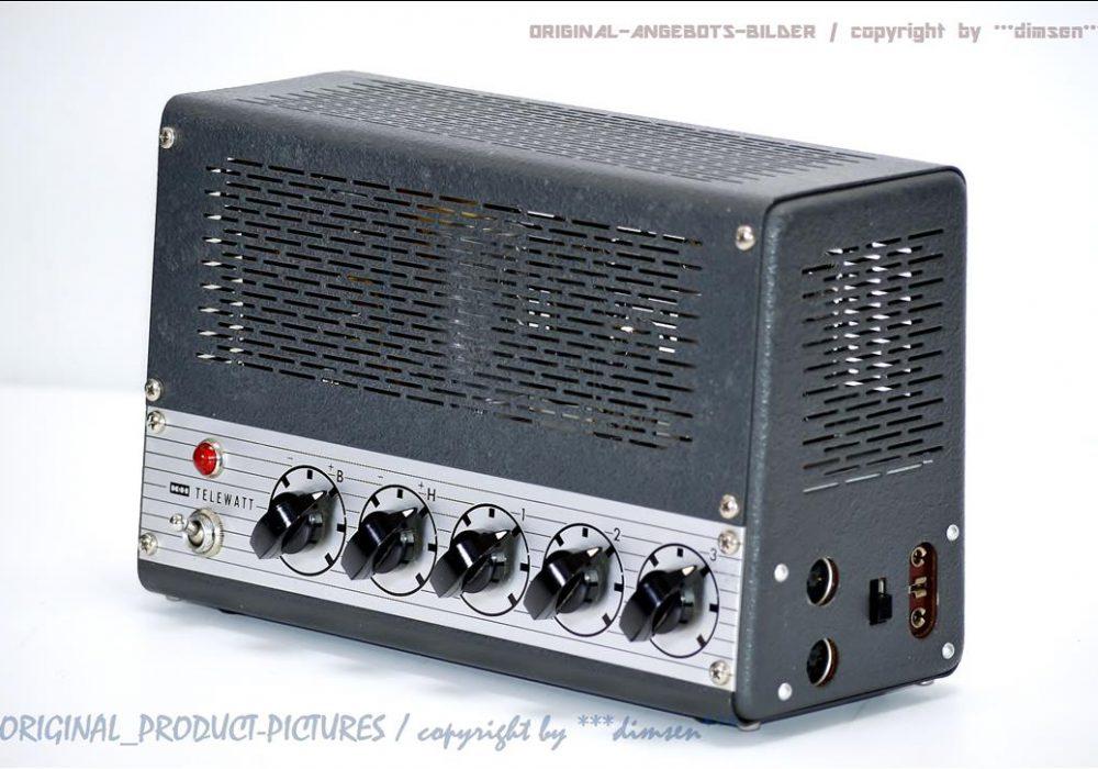 K+H Telewatt V-112 电子管功率放大器