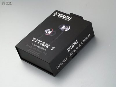 DUNU 达音科 TITAN 1 入耳式耳机