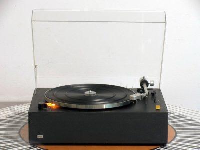 Braun PS 500 黑胶唱机