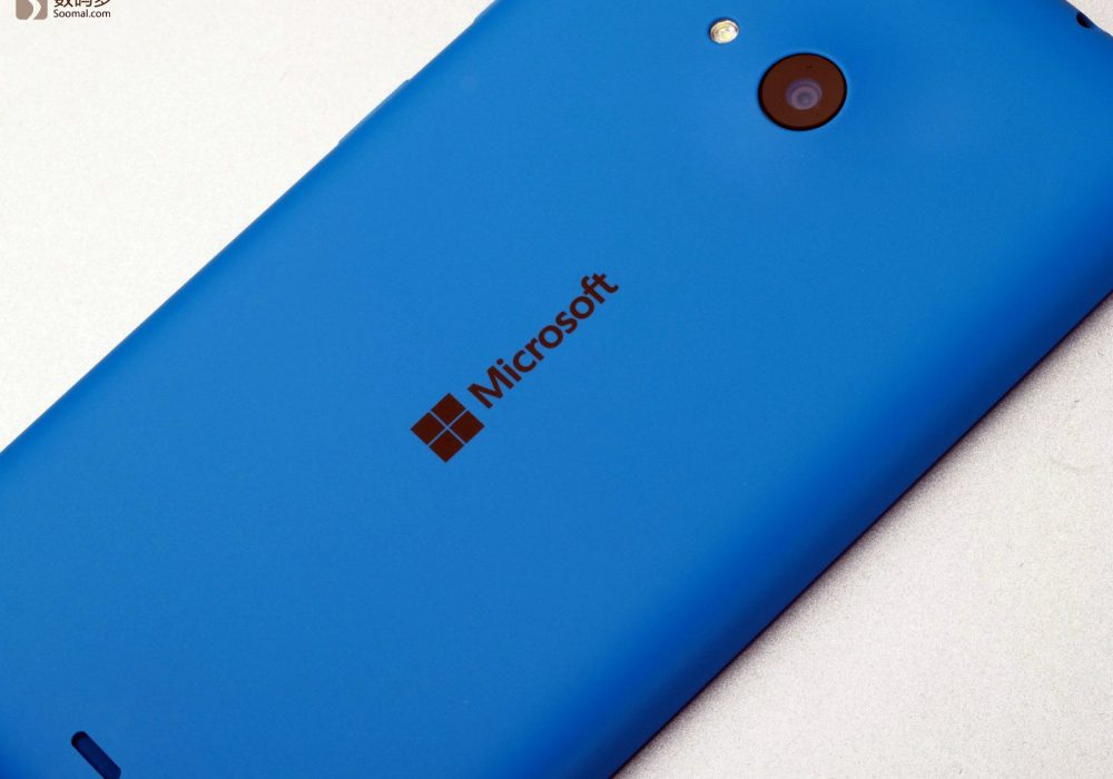 Microsoft Lumia 535 智能手机 图集[Soomal]