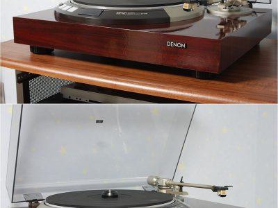 天龙 DENON DP-55M 黑胶唱机