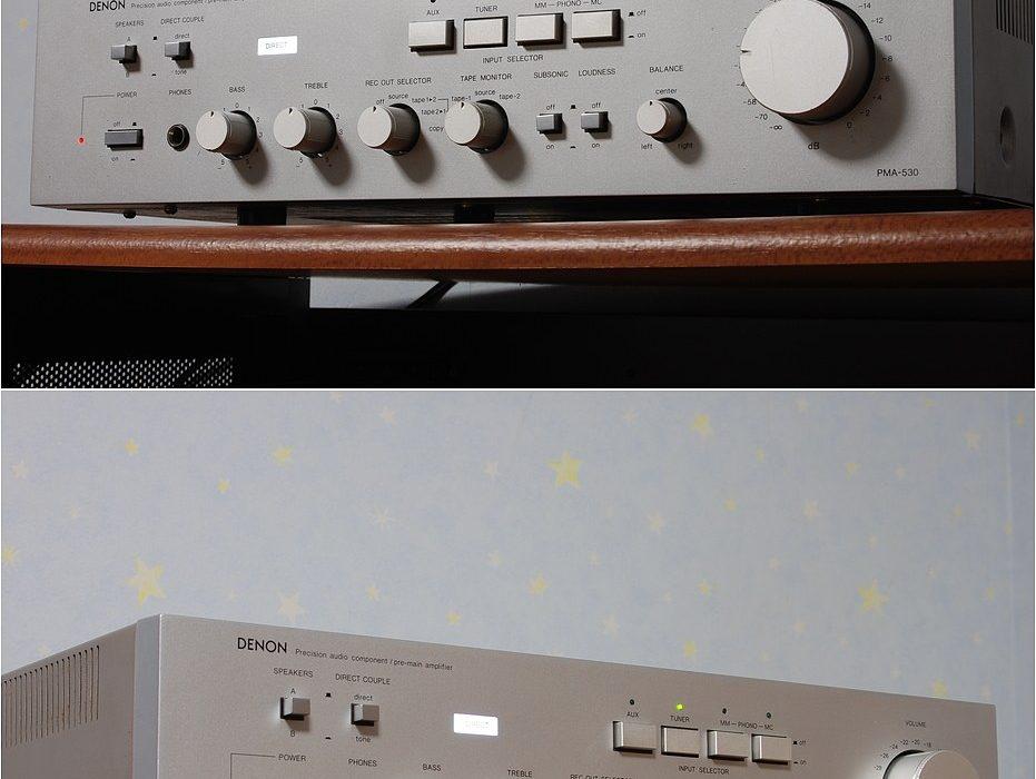 天龙 DENON PMA-530 功率放大器