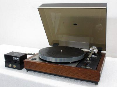 LINN LP12 黑胶唱机