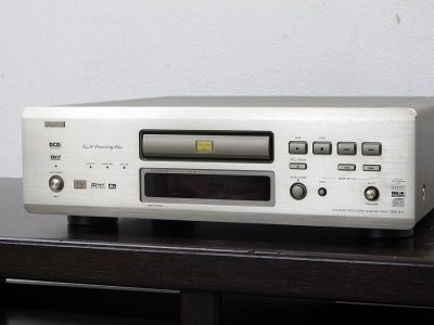 天龙 DENON DVD-A11 DVD/CD 播放机