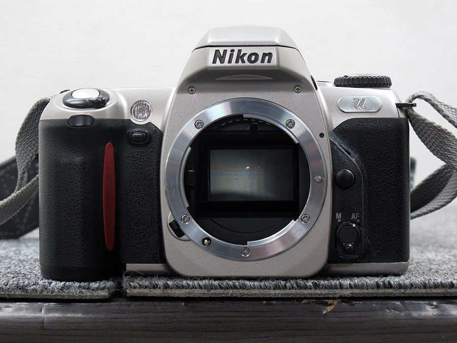 尼康 Nikon U SILVER 胶片相机