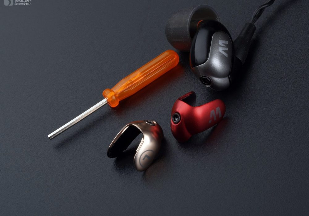Westone 威士顿 W60 入耳式耳机-可拆卸更换装饰壳