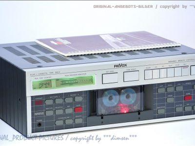 REVOX B215 高级磁带卡座