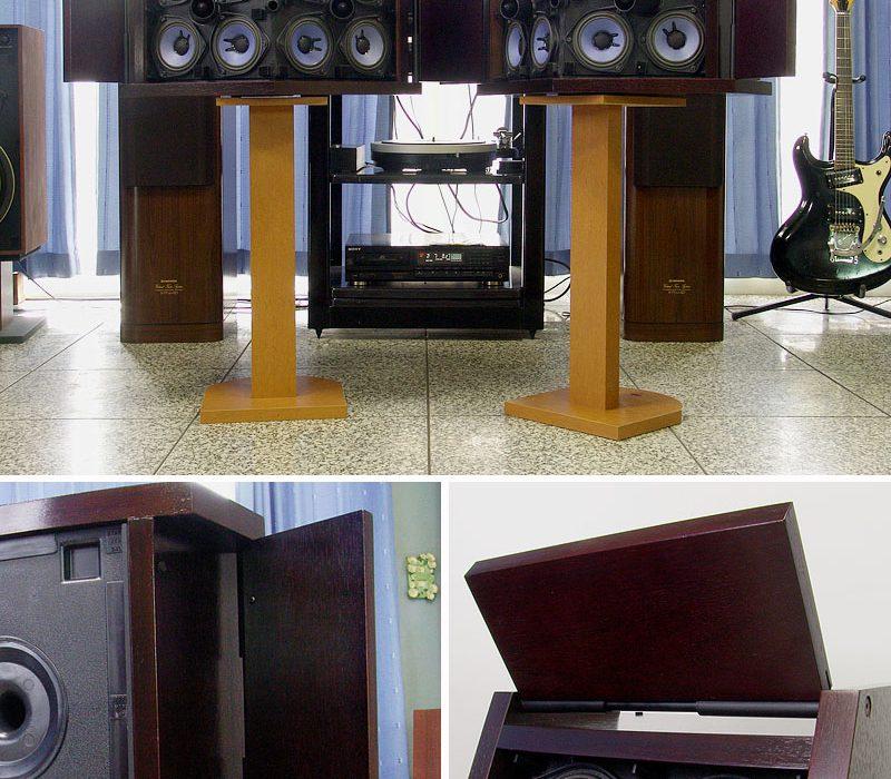 BOSE 901SS-W AV音箱