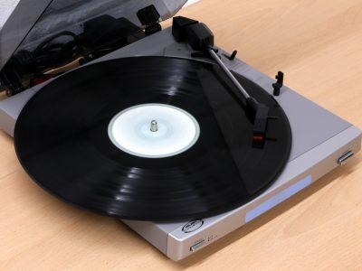 BUSH acoustics MTT1 黑胶唱机