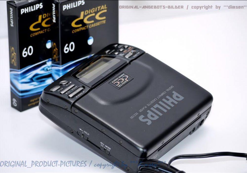 飞利浦 PHILIPS DCC130 Digital Compact 磁带播放机 随身听