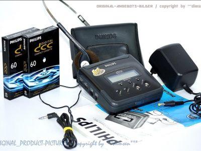 飞利浦 PHILIPS DCC134 Digital Compact 磁带播放机 随身听