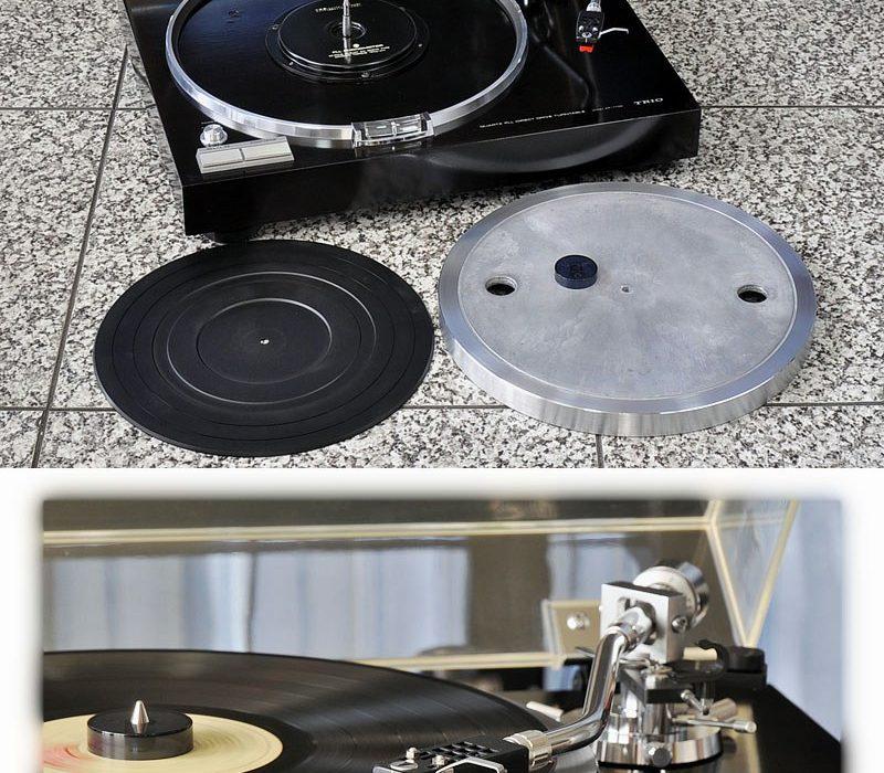 日立 TRIO KP-7700 黑胶唱机
