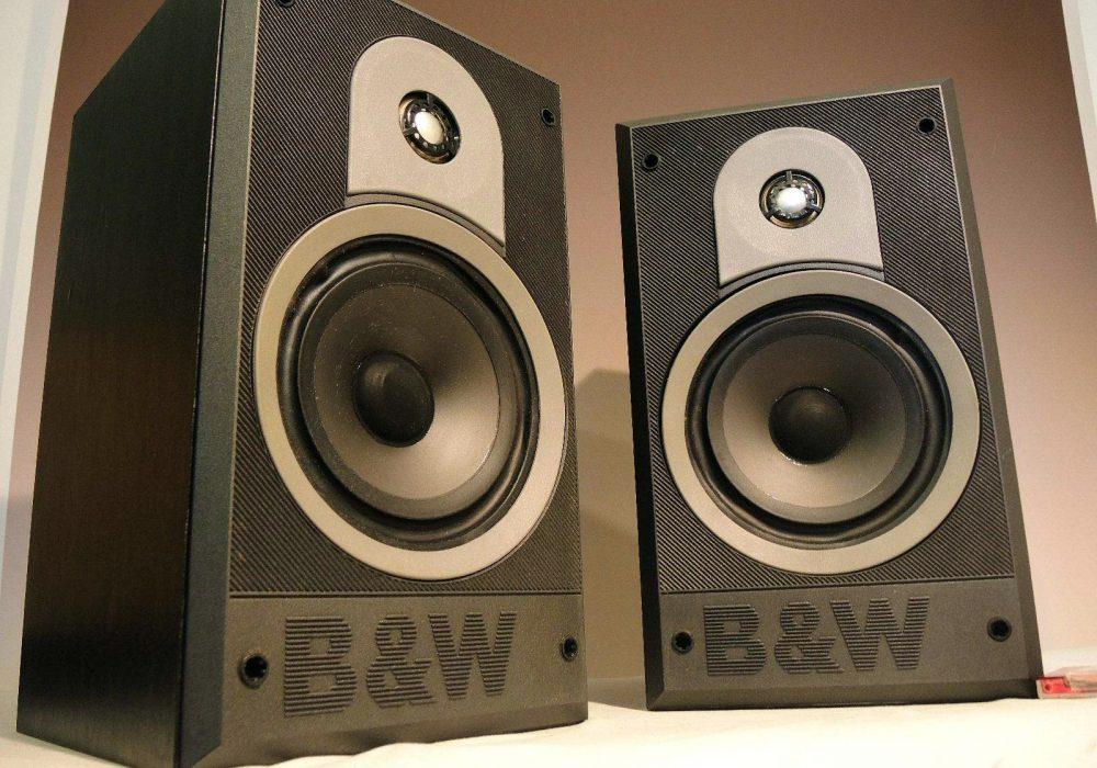 B&W DM600 书架音箱