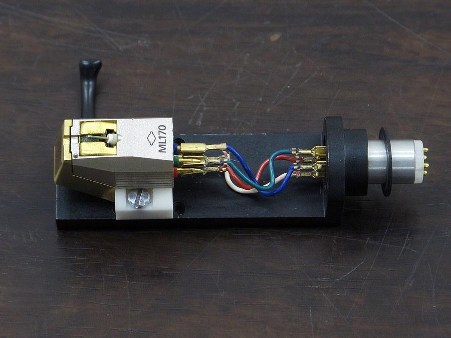audio-technica AT-ML170 MM 唱头