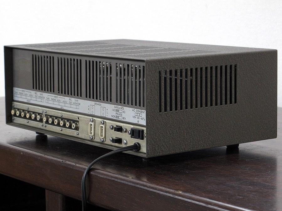 力士 LUXMAN SQ78 电子管功率放大器