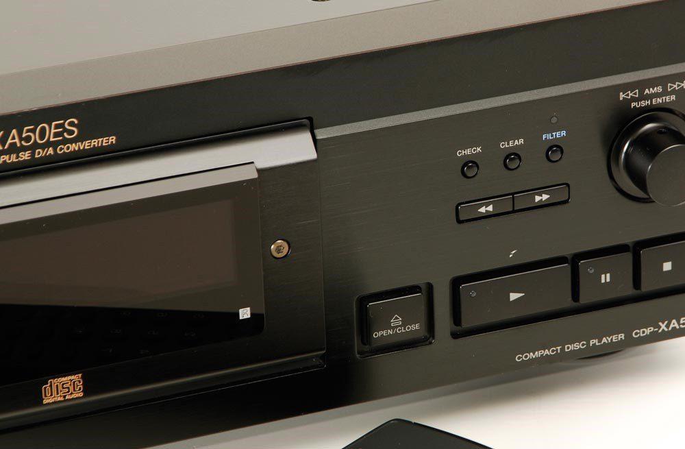 索尼 SONY CDP-XA50ES CD播放机