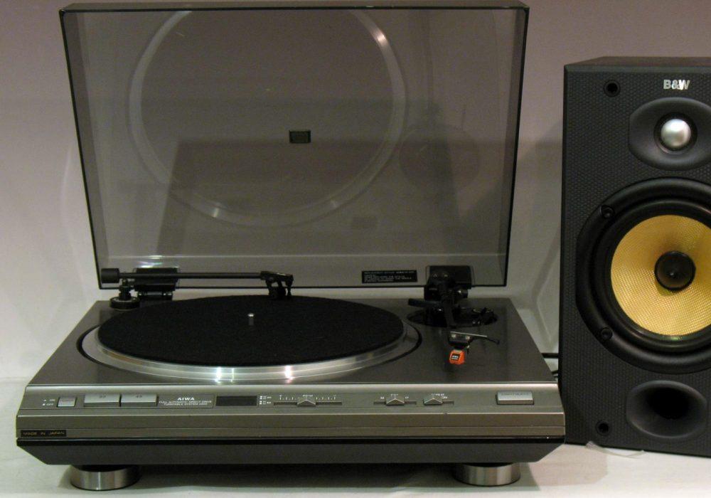 爱华 AIWA 2400 直驱黑胶唱机