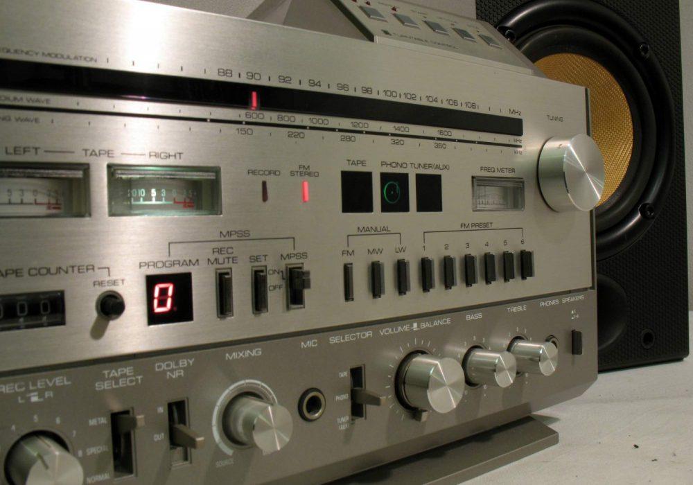 三菱 Mitsubishi MC8000 Hi-Fi 卡座/黑胶/收音一体机