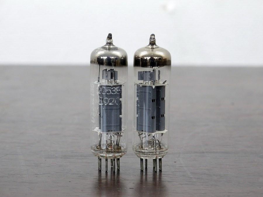 德律风根 TELEFUNKEN E92CC 电子管