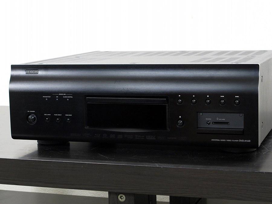 天龙 DENON DVD-A1UD DVD/CD播放机