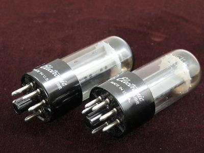 [美国通用] GE 6CK4 电子管