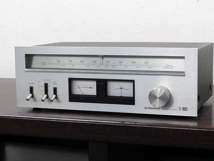 先锋 PIONEER TX-7800Ⅱ 立体声收音头