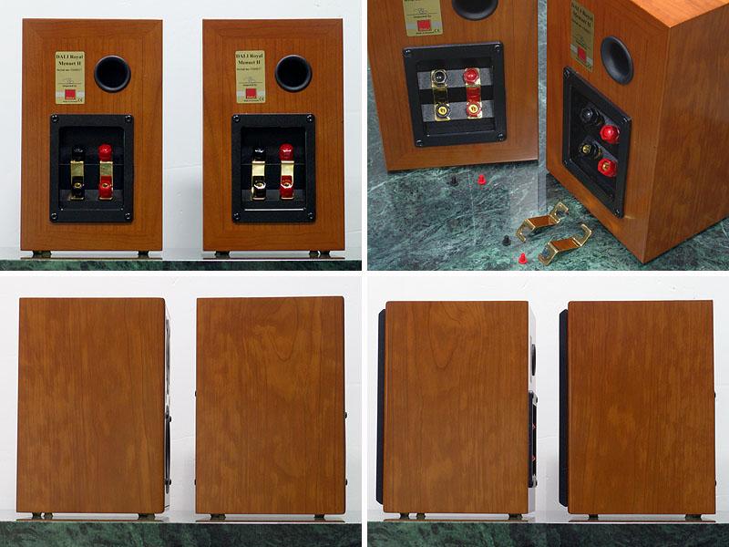 DALI Royal Menuet Ⅱ 小型书架音箱