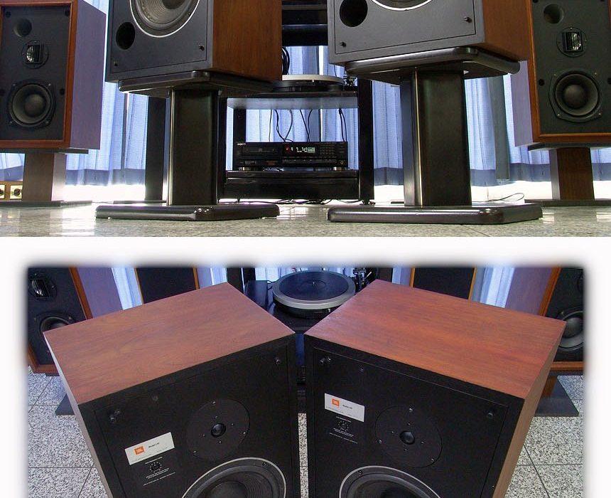 JBL L40 经典书架音箱